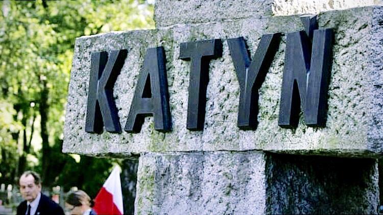 Il massacro di Katyn
