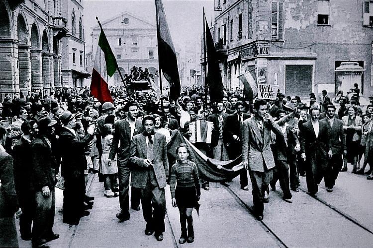 25 Aprile, libertà o colonizzazione?
