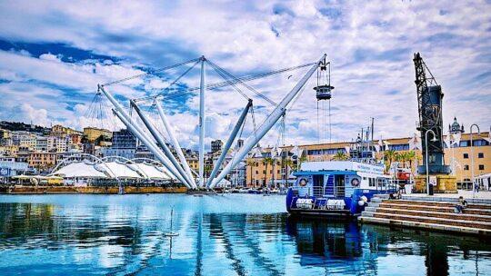 Il 15 Maggio del 1992 veniva inaugurato l'Expo nella città di Genova
