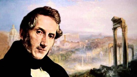 Il 22 Maggio 1873 morì il grande scrittore italiano Alessandro Manzoni