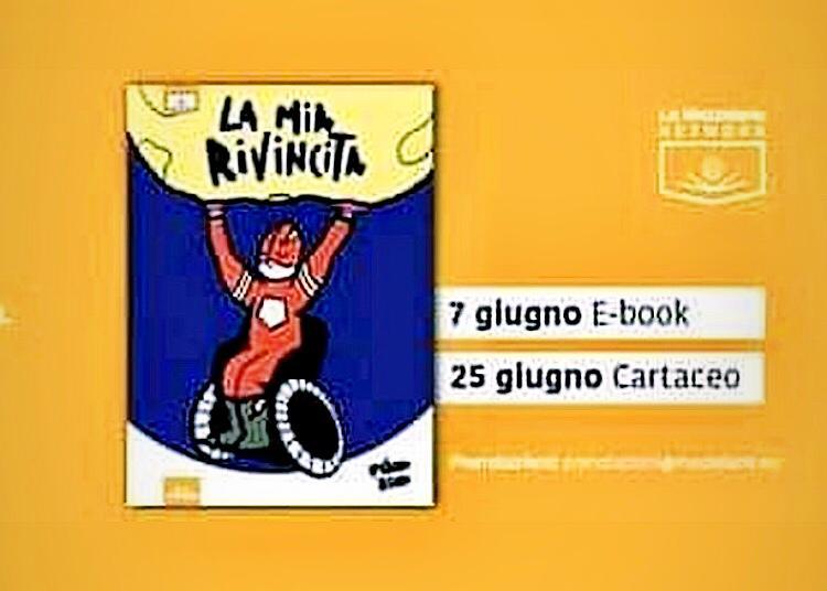 """""""La mia rivincita"""" di Filippo Bisio"""
