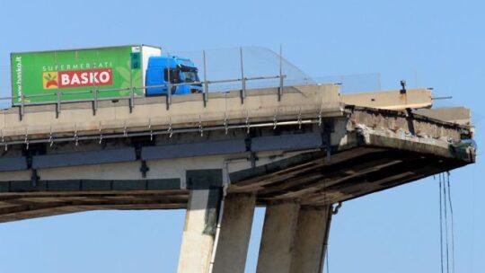 La storia del ponte Morandi dopo un anno dal crollo