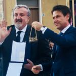 L'intervento del presidente del Consiglio Giuseppe Conte poche ore fa alla firma del Contratto istituzionale di sviluppo - CIS Capitanata.