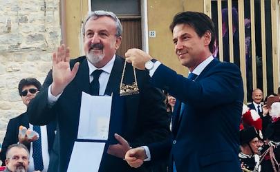 L'intervento del presidente del Consiglio Giuseppe Conte poche ore fa alla firma del Contratto istituzionale di sviluppo – CIS Capitanata.