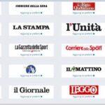Giornali quotidiani italiani, la crisi si è aggravata in giugno