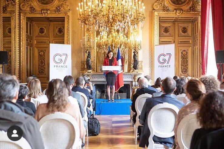 Si è conclusa ieri la 3 giorni del G7 a Biarritz in Francia