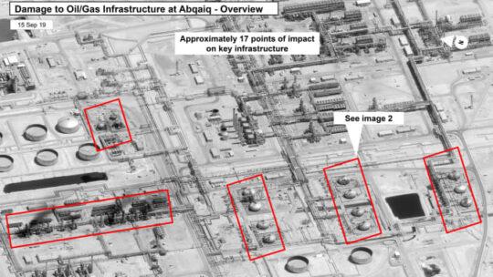 Aramco, attacco droni: i sauditi non credono alle accuse Usa contro l'Iran
