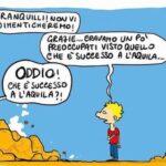 Il terremoto torna a far paura nel centro Italia.