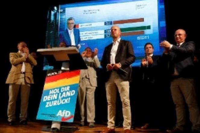Germania, l'ultra destra dilaga in Sassonia ma il partito della Merkel si conferma primo