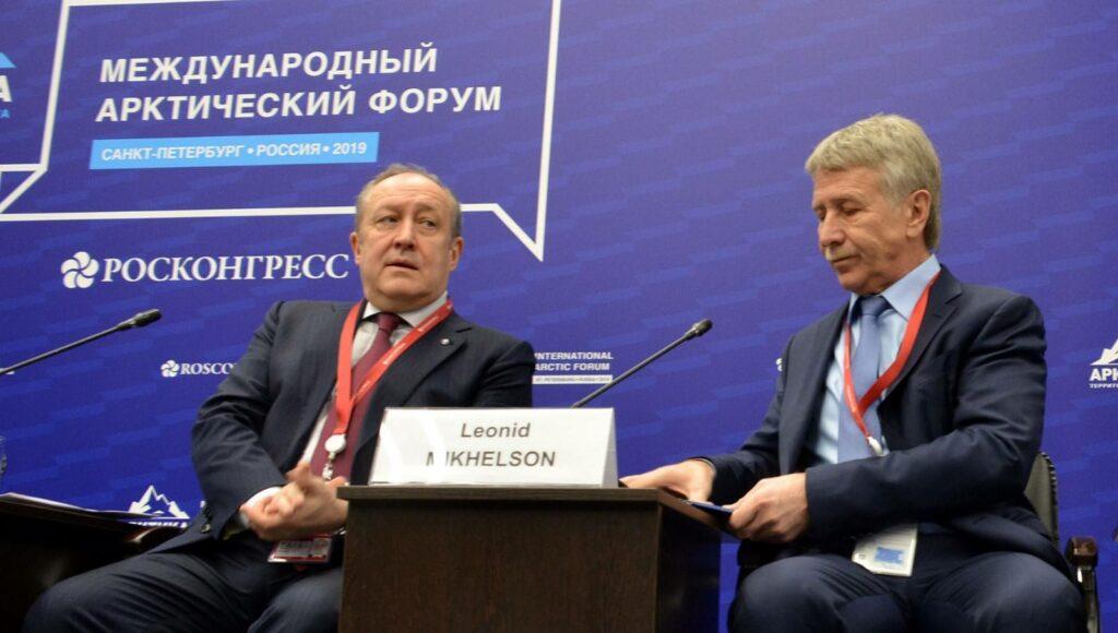 La Russia costruirà 17 petroliere rompighiaccio mentre l'Artico si scoglie