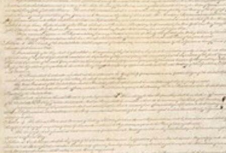 Il 17 settembre 1787 è stata sottoscritta a Filadelfia la Costituzione degli Stati Uniti d'America
