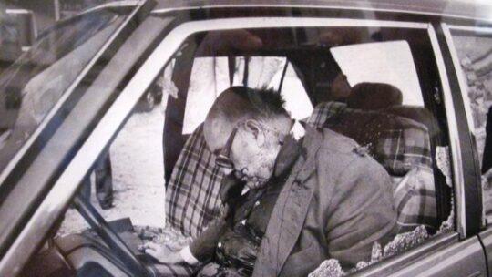 Il 25 settembre 1979 a Palermo vengono uccisi il giudice Cesare Terranova e la sua guardia del corpo, il maresciallo Lenin Mancuso.