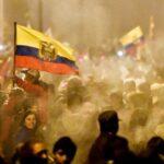 IL GOVERNO ECUADORIANO CEDE DAVANTI ALLA RIBELLIONE POPOLARE E RITIRA I DECRETI.