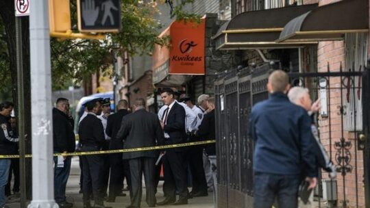 Usa: sparatoria a New York, 4 morti e tre feriti