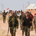I russi entrano nelle base lasciate dagli usa in Siria