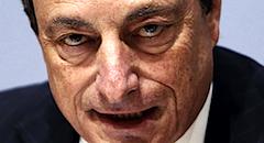Sta arrivando Draghi