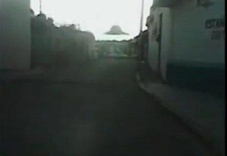 Straordinario avvistamento avvenuto in Messico