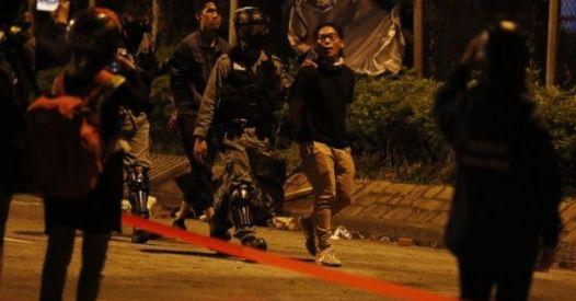 La Cina condanna le ingerenze USA a Hong Kong