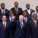 La Russia torna in Africa e lo fa in grande stile