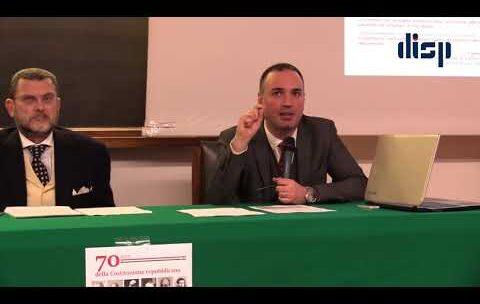 """Prof. Ponti: """"Mes dimostra incompatibilità della nostra Costituzione con l'Eurozona"""""""