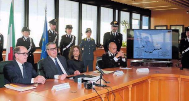 Colpo alla holding della 'Ndrangheta: 71 arresti e sequestri in Piemonte