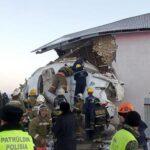 Kazakistan, cade un aereo con 100 persone a bordo