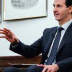 """Assad: """"Negli USA non c'è sistema politico, governano le lobby di armi, petrolio e banche"""". La Via della Seta è stabilità e prosperità"""""""