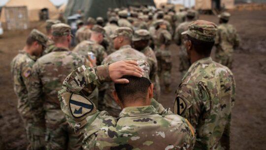 L'impatto ambientale dell'esercito statunitense è enorme
