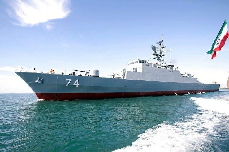Gli esercizi navali di Iran, Russia e Cina inviano un chiaro messaggio agli Stati Uniti