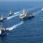 Gruppo navale d'attacco Usa si dirige verso le coste della Siria