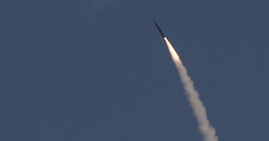 Mentre Francia, Germania e Gran Bretagna accusavano Teheran, Israele ha testato missile nucleare diretto contro l'Iran?