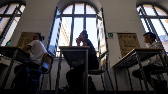 Alunni italiani peggiorano in lettura