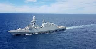 La marina si esercita al largo di Cipro