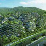 Cina, nasce la prima città foresta: il progetto è Made in Italy