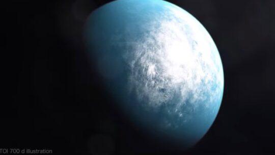 Scoperta una sorella della Terra distante 100 anni luce