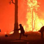 Roghi in Australia: elicotteri e navi militari in soccorso a cittadini bloccati su spiagge
