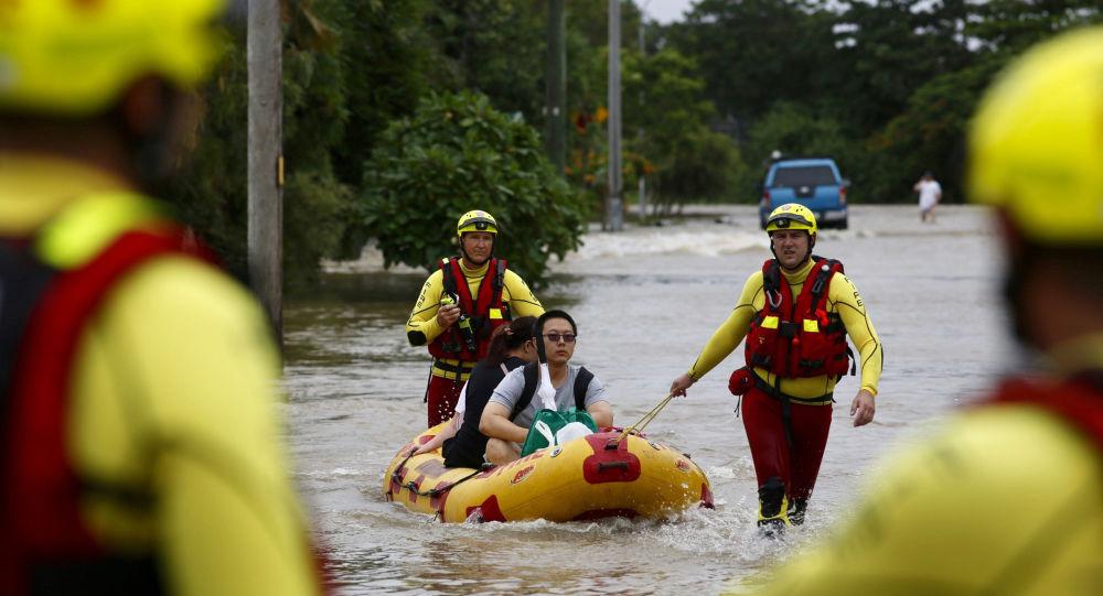 Dopo il fuoco la pioggia: precipitazioni da record si abbattono sull'Australia