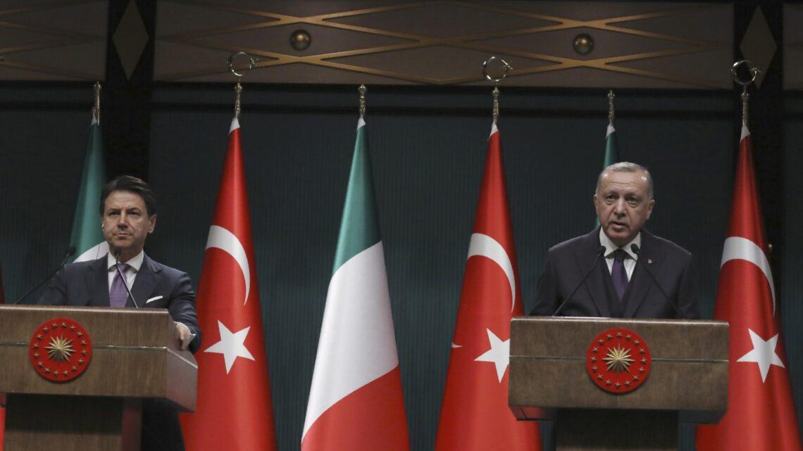 Così Erdogan vuole sottrarre all'Italia il gas e il petrolio
