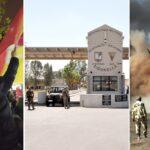 """Palermo, protesta al Consolato americano: """"Non siamo una colonia Usa, la Sicilia non è zona di guerra"""""""