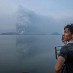 Il vulcano Taal fa paura, avviata evacuazione vicino Manila