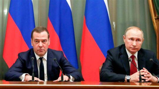 Il punto di Giulietto Chiesa – Dopo Putin ci sarà Putin