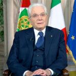 Mattarella e il discorso di fine anno