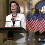 """L'attacco è stato effettuato senza """"autorizzazione all'uso della forza militare"""" contro l'Iran da parte del congresso ricorda la speaker della Camera dei rappresentanti Nancy Pelosi. Altro che democrazia..."""