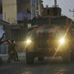 Mosca- I soldati turchi erano con gruppi terroristici quando furono colpiti dai militari siriani