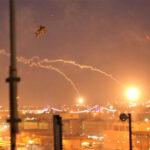 Iraq: colpita una base con truppe americane