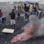 Ghana: La più grande discarica al mondo di rifiuti elettronici: Migliaia di persone a rischio cancro
