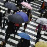 Misteriosa pioggia nera in Giappone: paura tra la popolazione