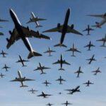 """Le compagnie aeree stanno bruciando migliaia di litri di carburante per aeromobili per far volare aerei """"fantasma"""""""