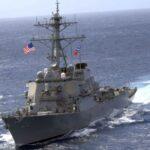 """""""Occupatevi del Covid-19 nel vostro paese"""": la Cina """"espelle"""" una nave americana dalle """"sue acque territoriali"""""""
