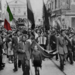 75° anniversario della liberazione d'Italia